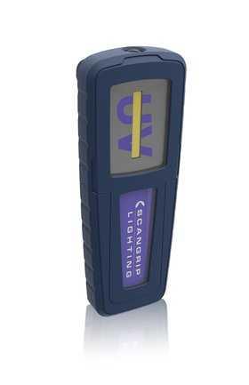UV-Form AKKU LED-UV-Arbeitsleuchte mit UV Spotlicht