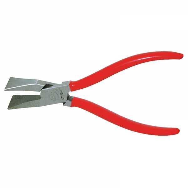 Stubai Falz-Zange leicht gerade, eingelegt, PVC, 24/180 mm