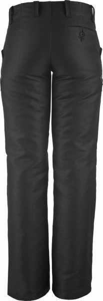 Damen JOB-Zunfthose aus Doppel-Pilot schwarz