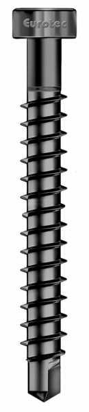 Aluminium Profilbohrschraube, Edelstahl gehärtet, TX15 4,2 x 35 mm