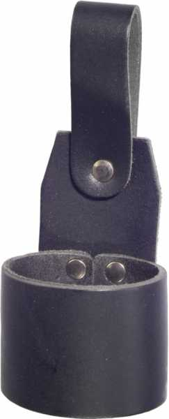 Hammerschlaufe aus Leder schwarz, JOB