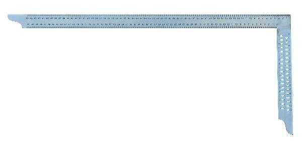 HEDÜ Zimmermannswinkel hedue ZV 700 mm mit mm-Skala Typ A und Anreißlöcher