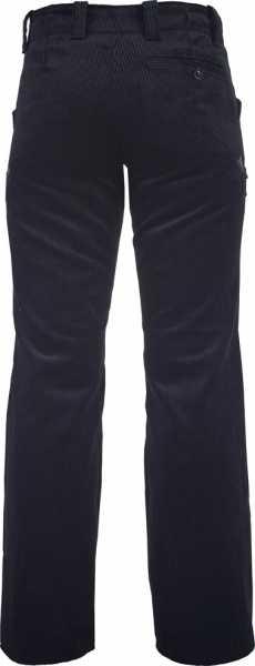 Damen JOB-Zunfthose aus Trenkercord schwarz